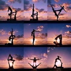 Partner Yoga #Goal