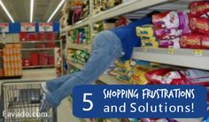 5 Shopping Frustrations and Solutions at Favado.com