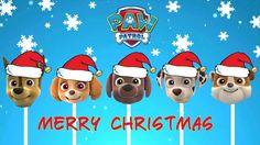 Paw Patrol Christmas.Pinterest