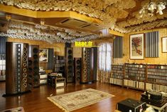 take your pick Audiophile Speakers, Stereo Amplifier, Hifi Audio, High End Hifi, High End Audio, Music Man Cave, Best Insulation, Audio Room, Room Planning