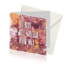Mooie kaart voor je Valentijn?  Voor je kleinkind? Voor je beste vriendin, dinnetje, bff? Voor een heel speciaal iemand!! Bff, Cover, Books, Libros, Book, Book Illustrations, Libri, Bestfriends
