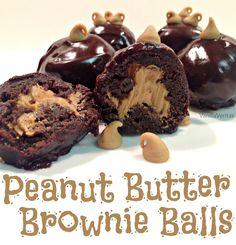 brownie | brownie truffle | brownie mix | brownie balls | brownie pops | fudge | chewy | fudgey | brownie truffle | truffle | chocolate | ganache | peanut butter | boxed brownie | brownie recipe | fudgey brownie | cake pop | recipe | dessert