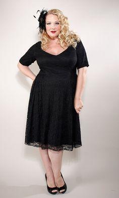 I am so gonna have to buy this dress on e of these days!  Lace dress   Swak Designs