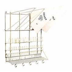 "Matfer (169002) - 19-5/8"" x 19-5/8"" Pastry Bag Dryer | FoodServiceWarehouse.com"