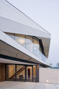 The Impressive L House in Burgenland, Austria - Homaci.com