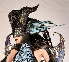 Moondragon's Headdress Sarcasm-hime's Cosplay