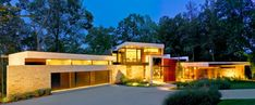 Atlanta modern home - Justice Kohlsdorf - Senegal - Cablik Enterprises - exterior