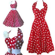 polka dot dress - Google Search