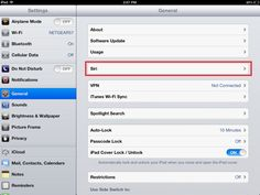 The first step in using Siri on the iPad is turning Siri on, which can be done in the iPad's settings.