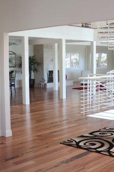 Ooohhh.   Exotic Tigerwood Hardwood Flooring