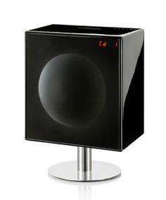 GENEVAサウンドシステム XL Wireless (Black) ¥260,000(税抜) ※スタンドは付属していません