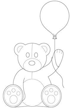 How to Draw a Teddy Bear with Easy Step by Step Drawing