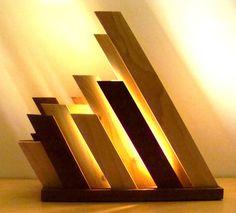 lampe à poser  en bois haut de gamme: WALIBA par woodlampdesign