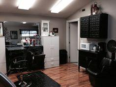 Home salon...