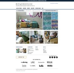 Bowerhouse | Homewares brand and online store | Bowerhouse