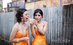 Funny wedding photo. Wedding photography Sydney - Vanity Image Photo + Cinema