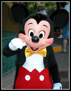 Mickey Mouse #Disney