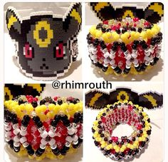 Umbreon cuff