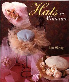 HATS IN MINIATURE - Elesy Lena - Álbuns da web do Picasa