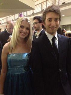 BlueXephos Gavin och Barbara dating