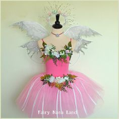 HALLOWEEN COSTUME Fairy Costume adult size by FairyNanaLand