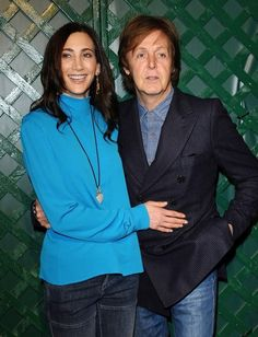 """""""My Valentine"""" Video Premiere hosted by Paul McCartney and Stella McCartney.Stella McCartney, West Hollywood, CA.April 13, 2012."""