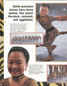 "American Girl Magazine - January 1993/February 1993 Issue - Page 27 (Part 3 of the American Girl Magazine Article ""Purrfect Skating"")"