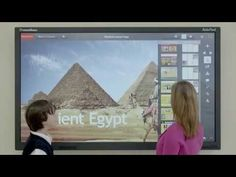 Promethean ActivPanel Touch Collaborative Learning Center