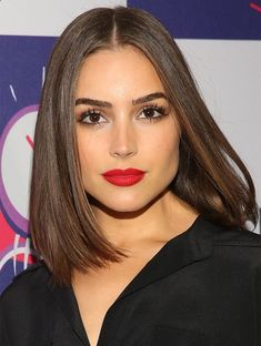 Makeup Base - Olivia Culpo at Swatch Times Square flagship store opening and launch of the POP Collection in New York City on May 3, 2016 - Makeup foundation is one of the basics of makeup ... it is one of the first products we learn to use and it becomes a great tool for special occasions or for girls who need to balance the skin on their face every day.