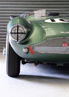 Vintage Aston Martin DB3S #petrolified
