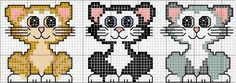 no color chart available, just use pattern chart as your color guide. or choose your own colors. Tiny Cross Stitch, Cross Stitch Boards, Cross Stitch Bookmarks, Cross Stitch Animals, Cross Stitching, Cross Stitch Embroidery, Embroidery Patterns, Cross Stitch Patterns, Hand Embroidery