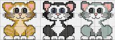 los gráficos del gato: GATITOS