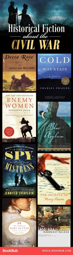 9 books worth reading for every historical fiction buff.