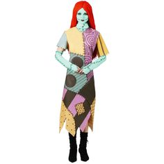 The Nightmare Before Christmas Sally Adult Costume from BuyCostumes.com