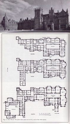highclere castle floor plan   Google Search       MAJOR       Bear Wood