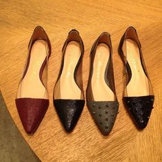flats by Luiza Barcelos