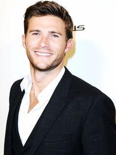 Scott Eastwood. Love his smile
