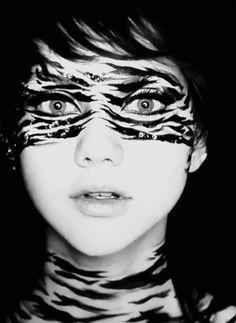 Decore com Gigi Lipgloss, Make Up Art, Body Makeup, Costume Makeup, Face Art, Artist Art, Airbrush, Face And Body, Human Body