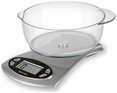 Buy Salter Electronic Bowl Scale - Silver at Argos. Thousands of products for same day delivery or fast store collection. Imperial To Metric Conversion, Electronic Kitchen Scales, Kitchen Drawing, Metric Measurements, Luxury Kitchen Design, Button Cell, Thing 1, Argos, Kitchen Accessories