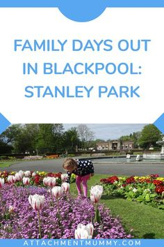Family Days Out in Blackpool: Stanley Park Days Out With Kids, Family Days Out, Craft Activities For Kids, Family Activities, Stanley Park, Uk Holidays, Italian Garden, Formal Gardens, Next Holiday