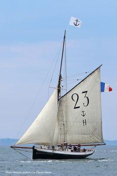 Marie-Fernand | Cotre-pilote de 1894, classé Monument historique | http://www.chasse-maree.com/numeros-51-a-100/1081-chasse-maree-n-81.html