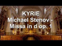 Michael Stenov – Missa brevis d-moll op. 1/Mass in D Minor