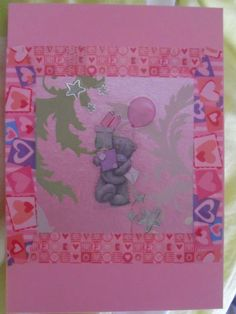 carte anniversaire Nathalie