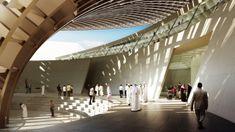 Grimshaw to Design Sustainability Pavilion at Expo 2020 Dubai,Courtesy of…                                                                                                                                                     More