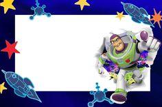 Kit de Buzz Light Year de Toy Story, para Imprimir Gratis. | Ideas ...