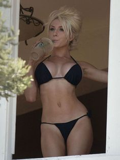 COURTNEY STODDEN in a Bikini