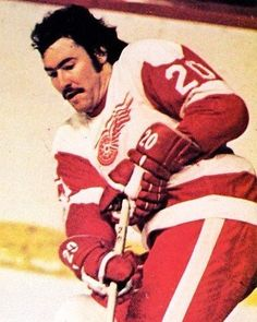 Mickey Redmond - most kids have a sports dream, and when I was younger, I wanted to grow up to play hockey just like Mickey Redmond