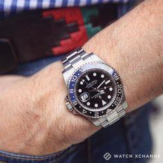 Men's Watches, Luxury Watches, Watches For Men, Rolex Gmt Master 2, Rolex Batman, Rolex Submariner, Gold Watch, Omega, Gadgets