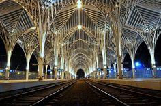 Gare do Oriente   Gare do Oriente   Flickr - Photo Sharing!
