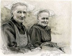 Anne Marie Patry Belluteau   WATERCOLOR